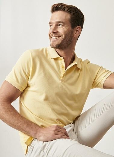 Altınyıldız Classics Tişört Sarı